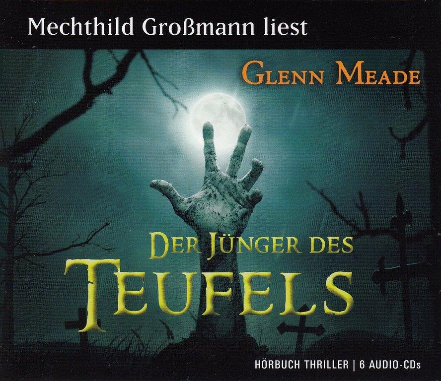 Glenn Meade - Der Jünger des Teufels - Hörbuch