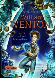 William Wenton und die Jagd nach dem Luridium - Buchtipp