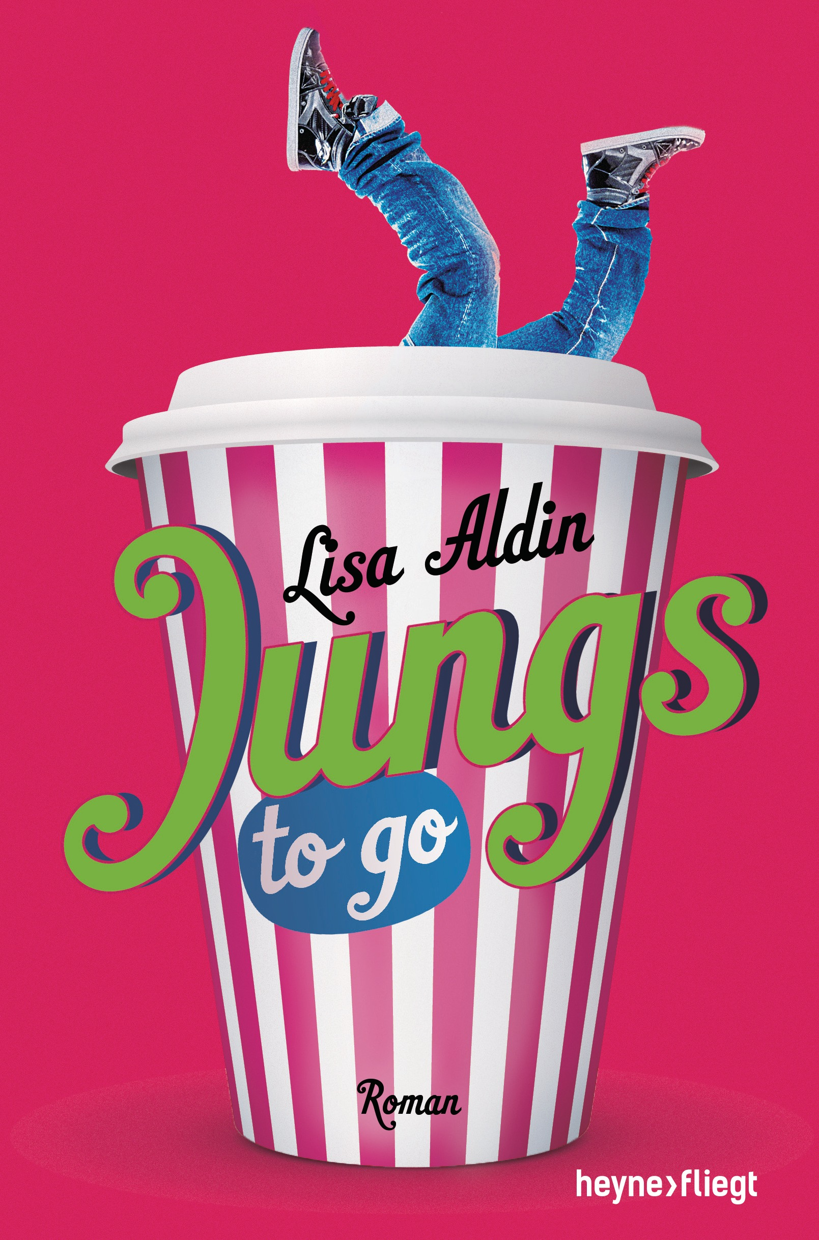 Jungs to go - Lisa Aldin