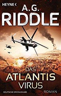 Das Atlantis Virus - Wunschliste