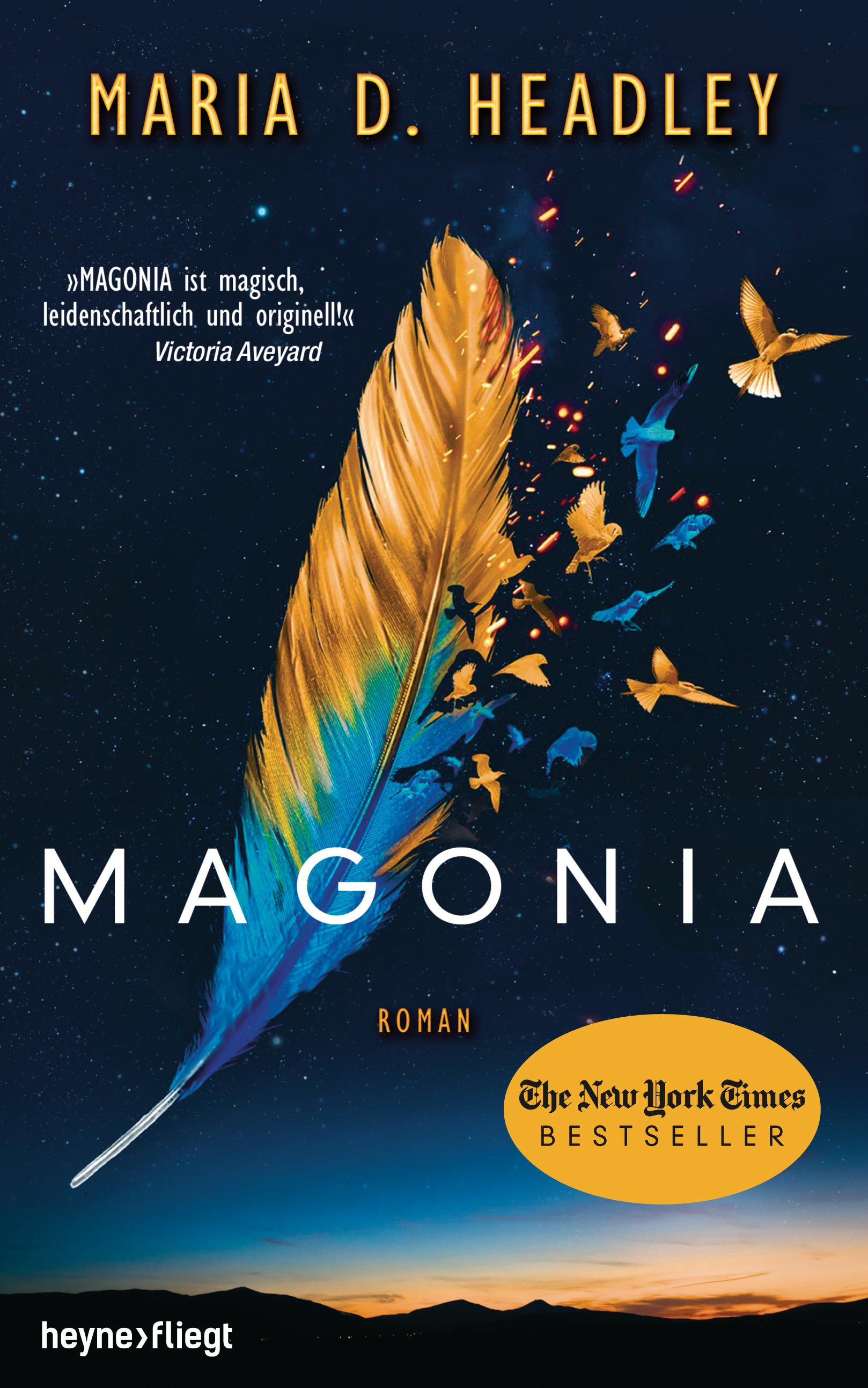 Magonia - Wunschliste
