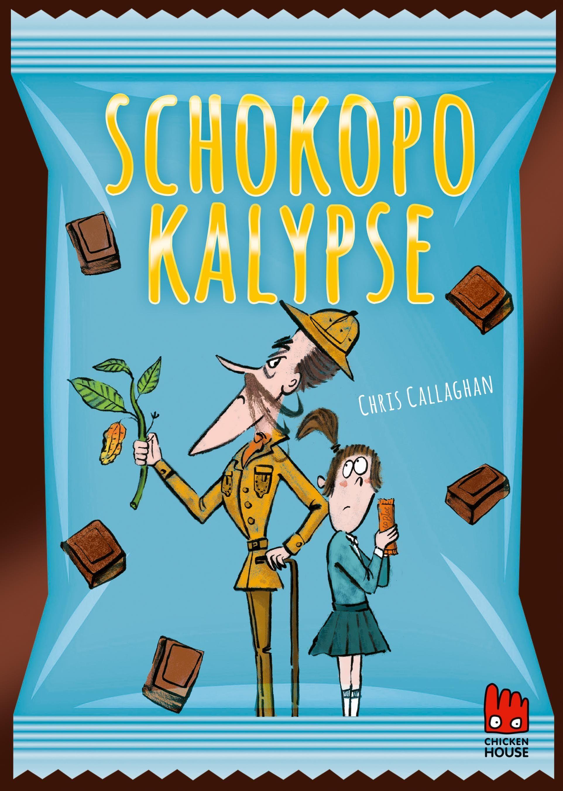 Schokopokalypse - Chris Callaghan - Carlsen 2017