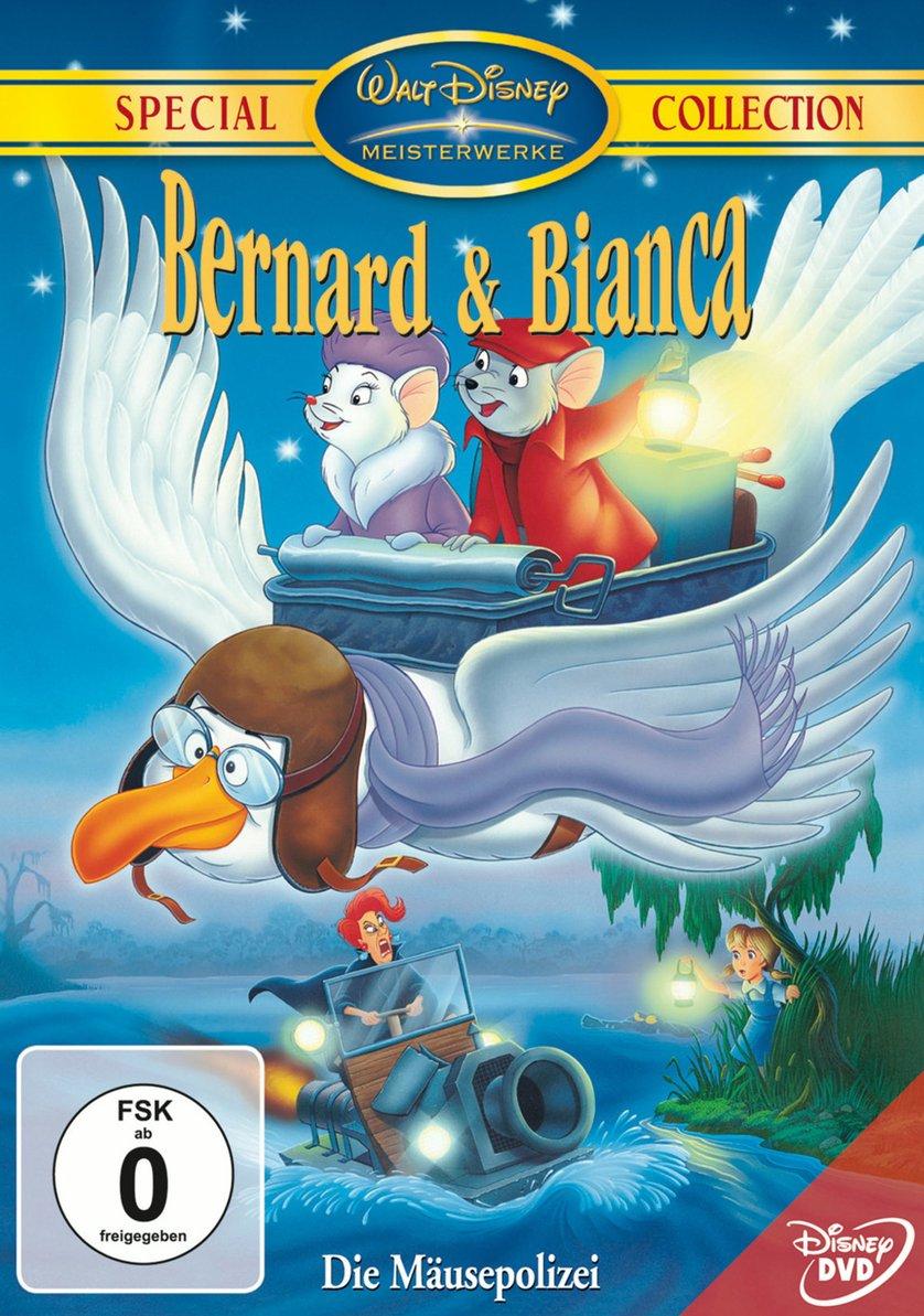 Bernhard und Bianca - Die Mäusepolizei