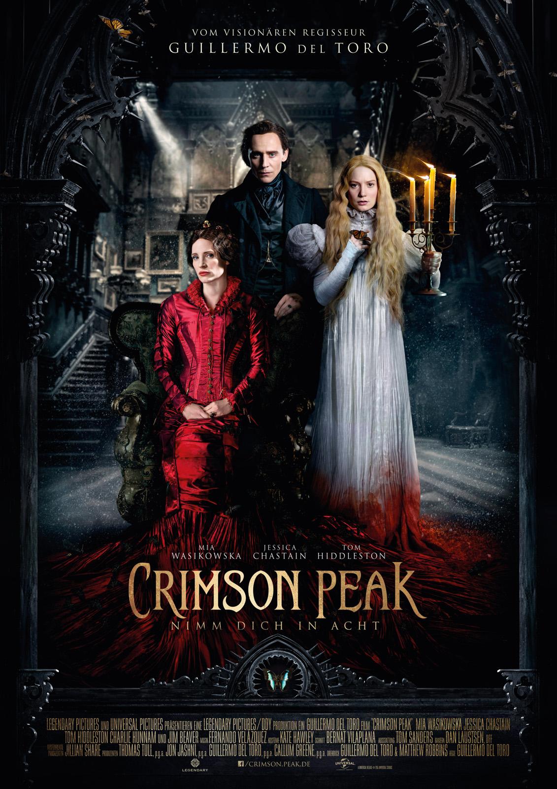 Film - Crimson Peak