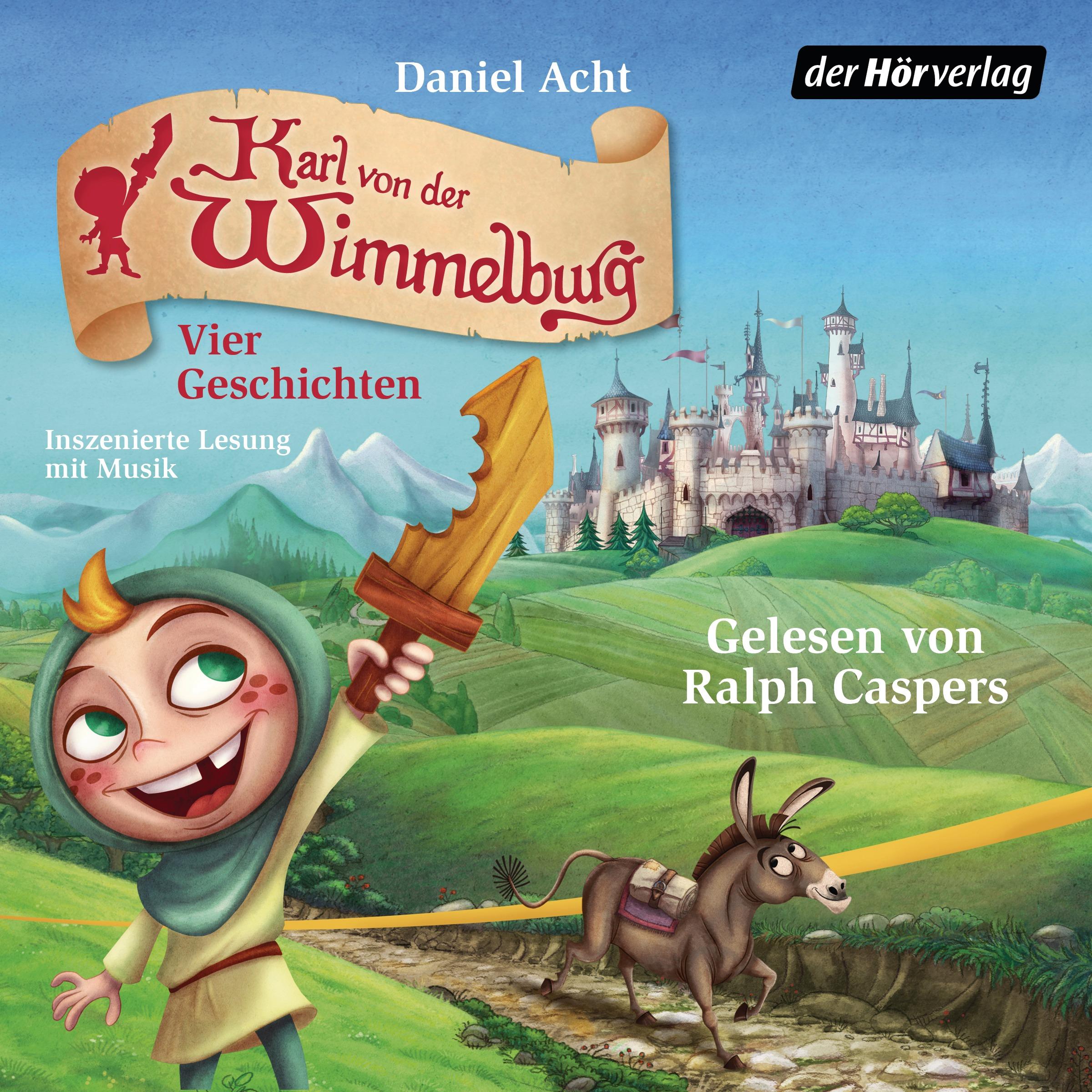 Hörbuch - Karl von der Wimmelburg