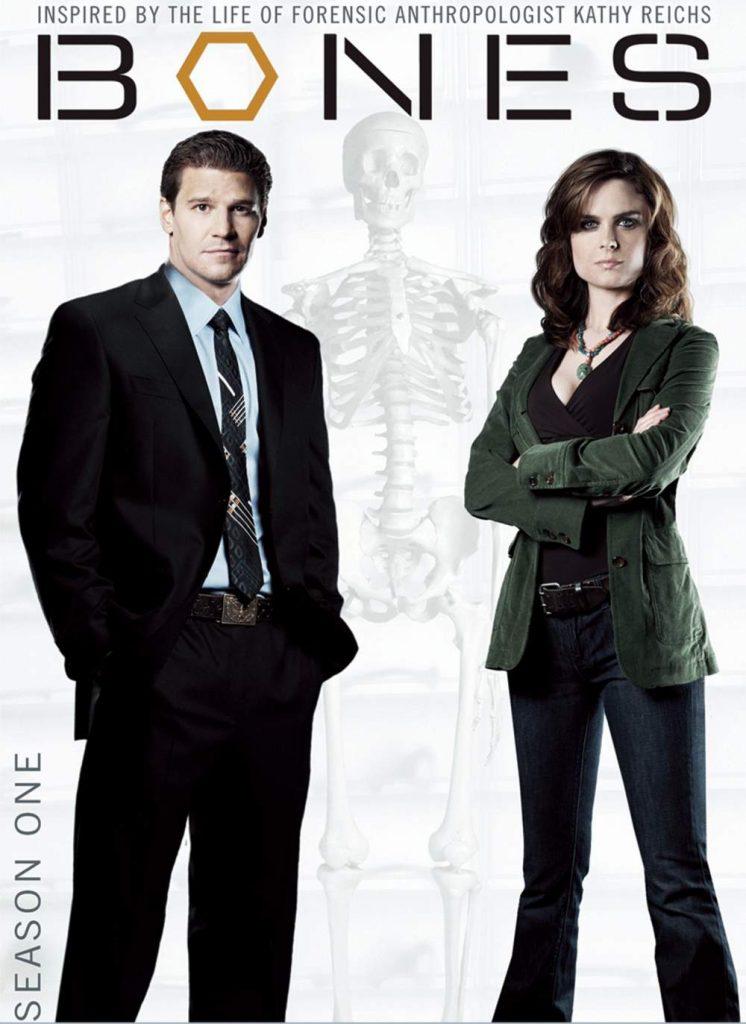 Bones-Die Knochenjägerin
