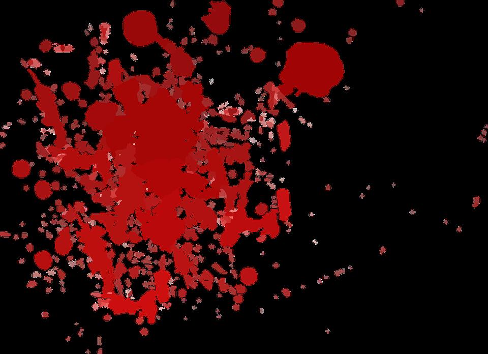 Horror-Interview Sabrina Schuh Blutflecken