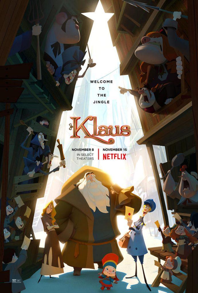 Klaus - Netflix