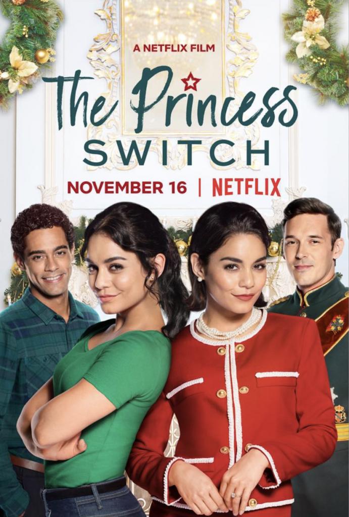 Netflix - Prinzessinnentausch